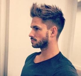 Haircuts for spiky hair